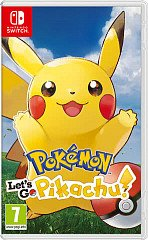 Pokemon Let's Go Pikachu (Switch)
